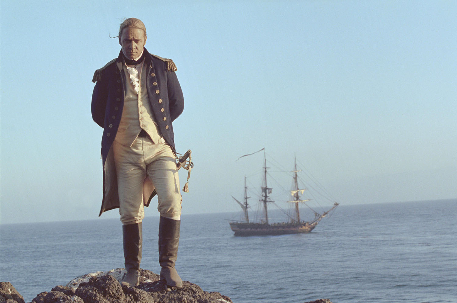 Master and Commander movie The Far Side of the World Russell Crowe