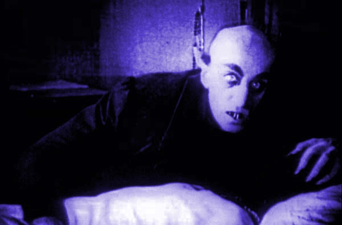 Max Schreck Nosferatu 1922
