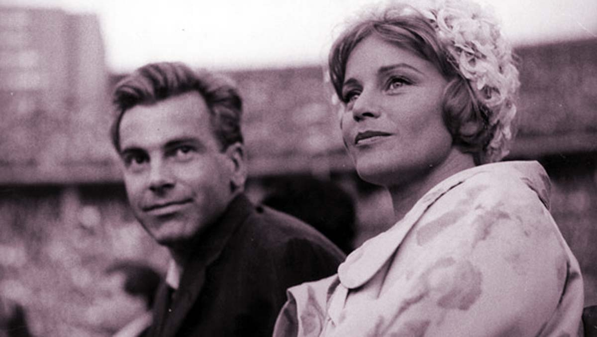 Maximilian Schell Maria Schell