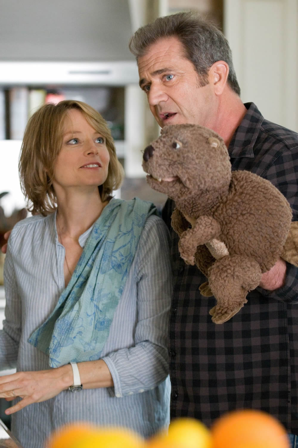 Jodie Foster, Mel Gibson, The Beaver