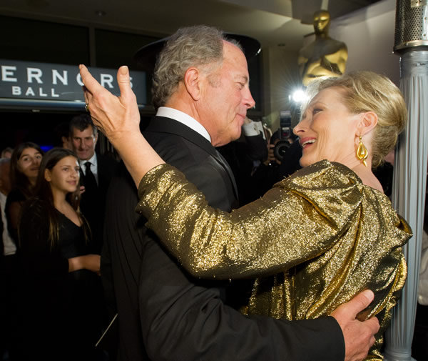 Meryl Streep husband Don Gummer