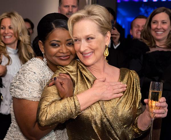 Meryl Streep Octavia Spencer