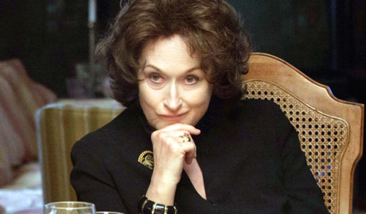Meryl Streep Oscar Record August: Osage County
