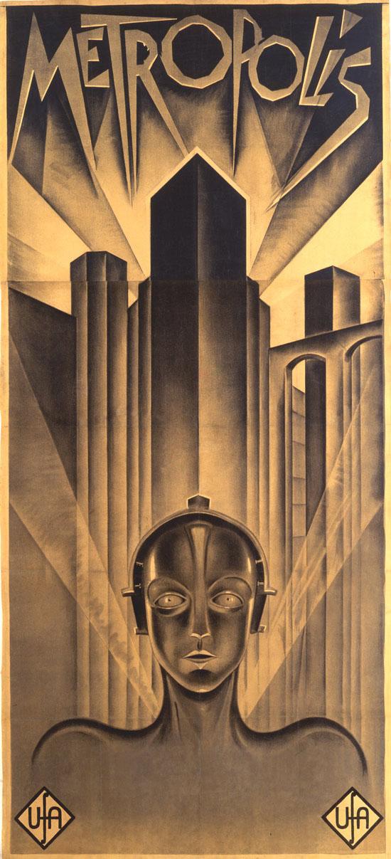 Metropolis poster original