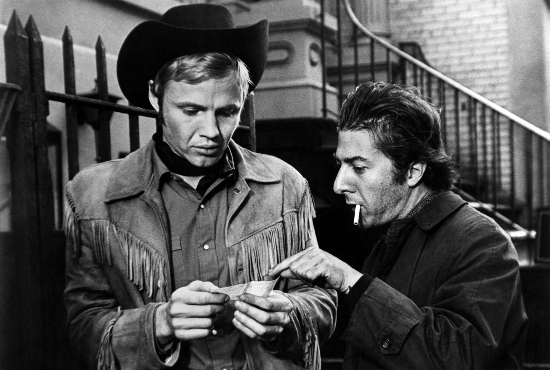 Midnight Cowboy Jon Voight Dustin Hoffman