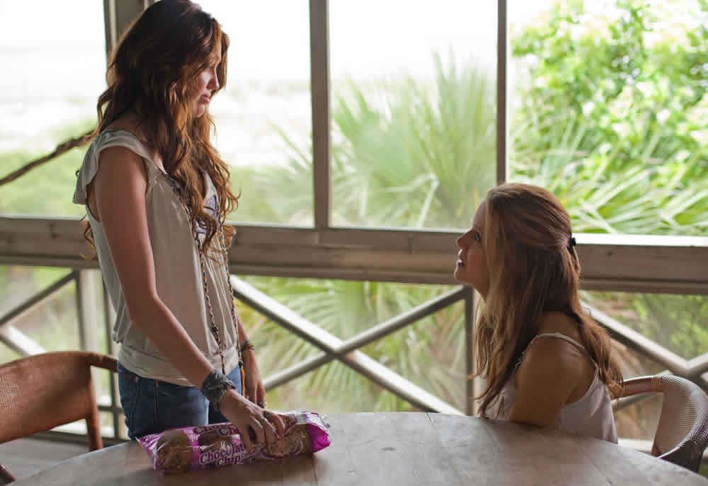 Miley Cyrus, Kelly Preston, The Last Song
