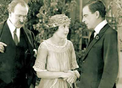 Miss Lulu Bett Lois Wilson Milton Sills Theodore Roberts