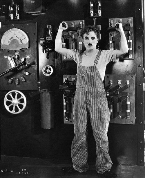 Modern Times Charles Chaplin