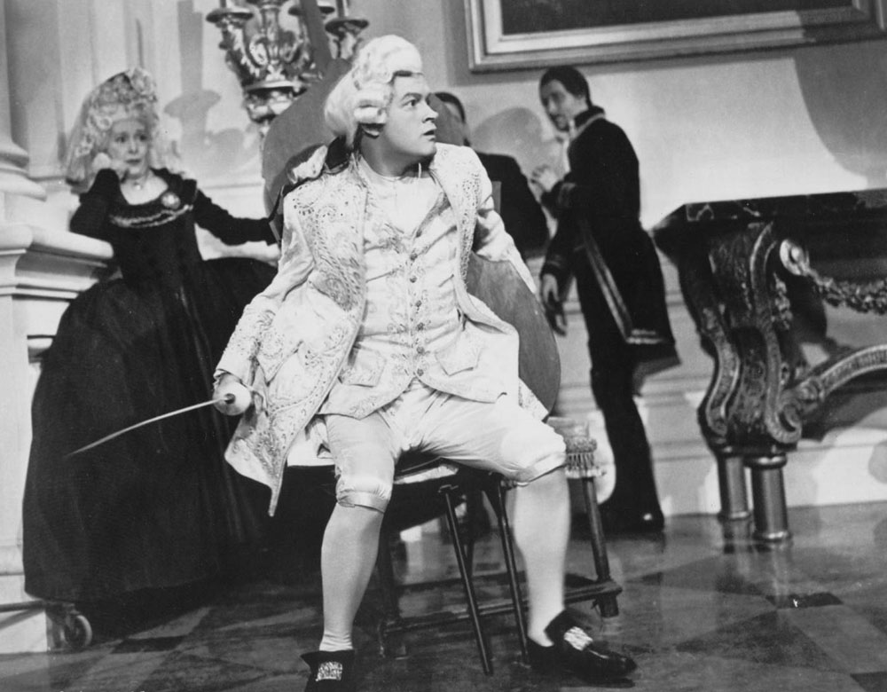 Bob Hope in Monsieur Beaucaire