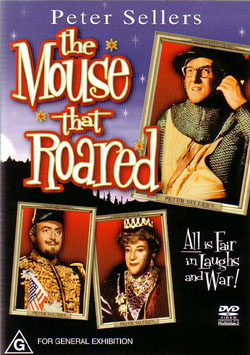 Peter Sellers in The Mouse That Roared by Jack Arnold