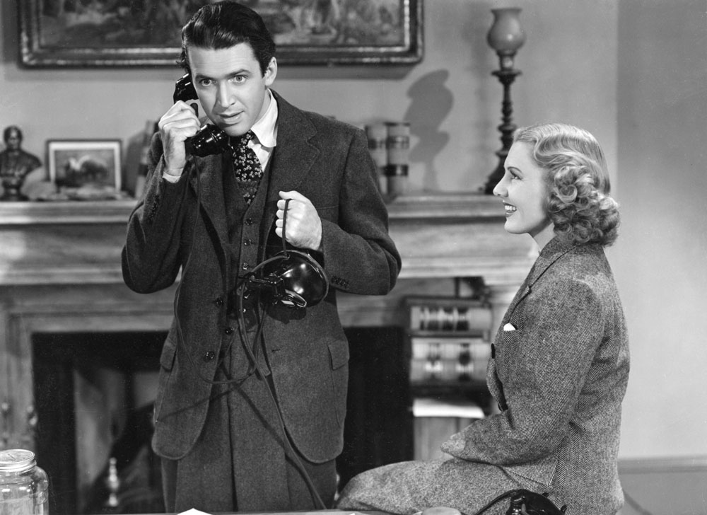 Mr. Smith Goes to Washington James Stewart Jean Arthur