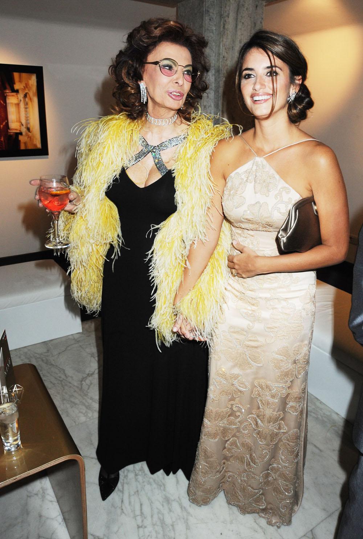 Sophia Loren, Penélope Cruz