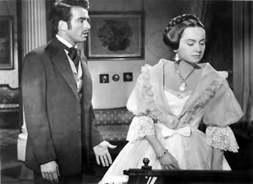 Olivia de Havilland The Heiress Montgomery Clift