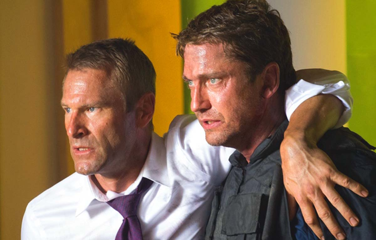 'Olympus Has Fallen' Enjoys Year's Biggest R-Rated ...