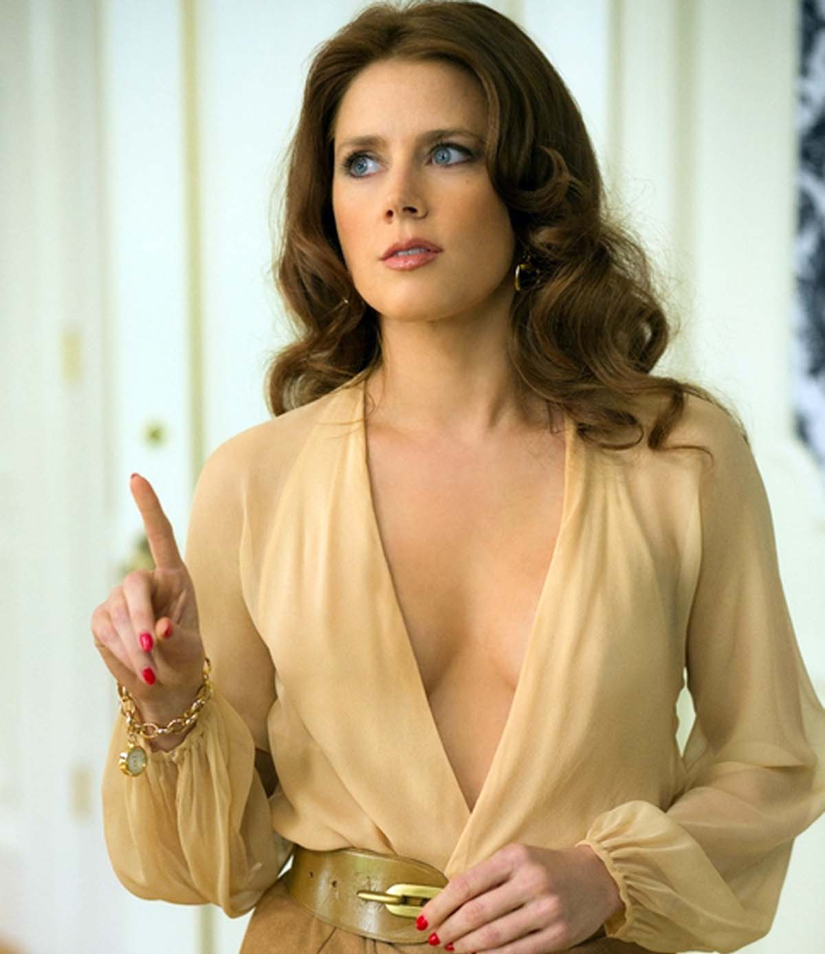 Oscar nominations Amy Adams American Hustle
