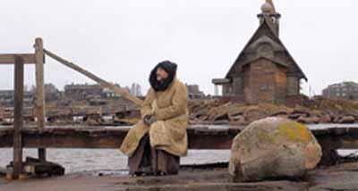 Ostrov / The Island (2006) by Pavel Lounguine, with Pyotr Mamonov, Dmitry Dyuzhev, Viktor Sukhorukov, Nina Usatova, Yuri Kuznetsov