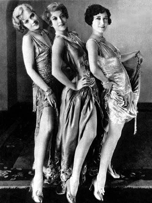 Anita Page, Joan Crawford, Dorothy Sebastian in Our Dancing Daughters