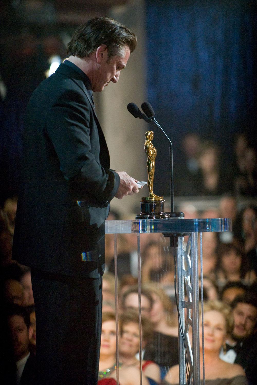 Sean Penn - Oscar 2009