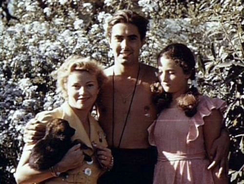 Annabella, Tyrone Power, Anne Power