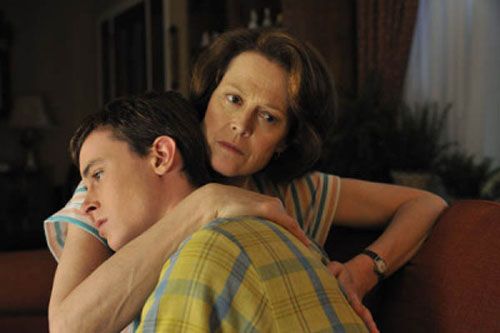 Sigourney Weaver, Ryan Kelley in Prayers for Bobby