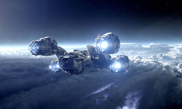 Prometheus film