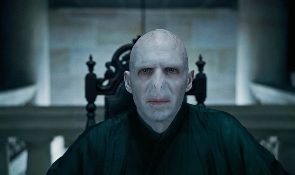 Harry Potter Deathly Hallows: Part 1 Ralph Fiennes Lord Voldemort