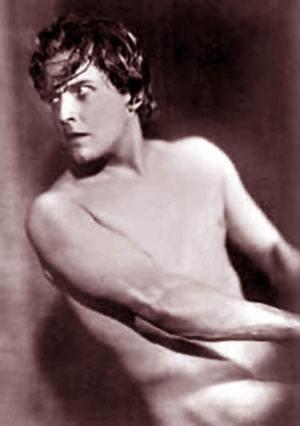 Ramon Novarro naked movie star Ben-Hur