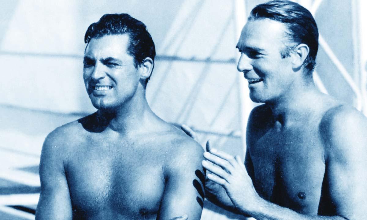 Cary Grant Randolph Scott Gay Lovers