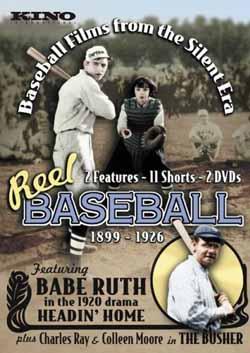 Baseball films dvd