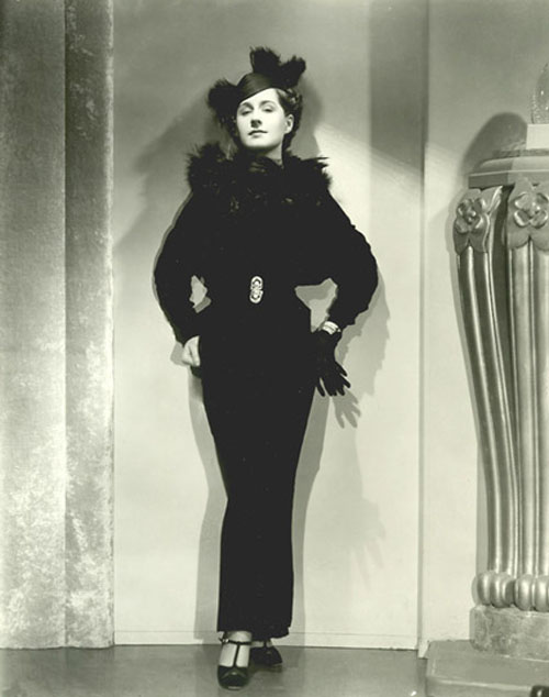 Norma Shearer in Riptide