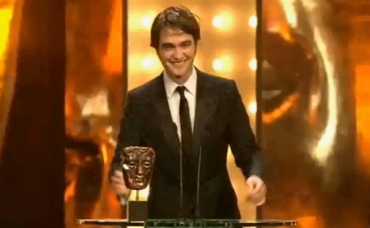 Robert Pattinson BAFTA 2010