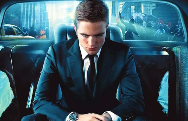 Robert Pattinson hot Cosmopolis movie