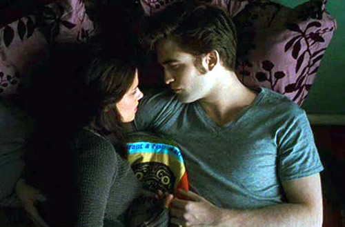 Kristen Stewart, Robert Pattinson, The Twilight Saga: Eclipse
