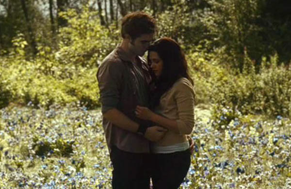 Robert Pattinson Kristen Stewart The Twilight Saga: Eclipse