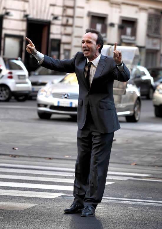 Roberto Benigni To Rome with Love