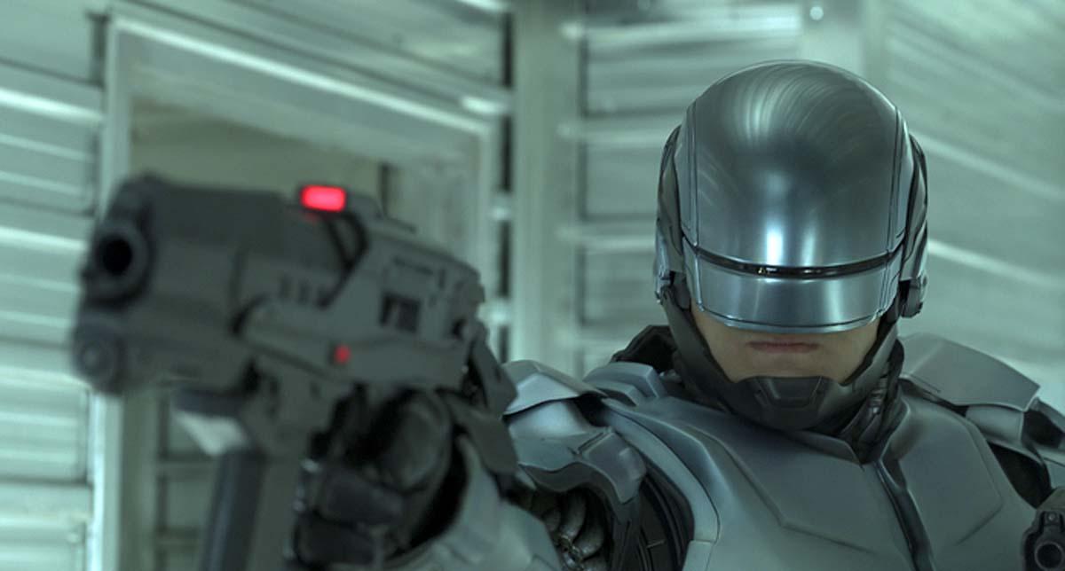 RoboCop 2014 Joel Kinnaman
