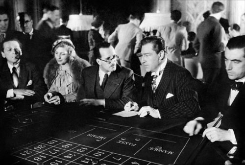 Sacha Guitry in The Story of a Cheat