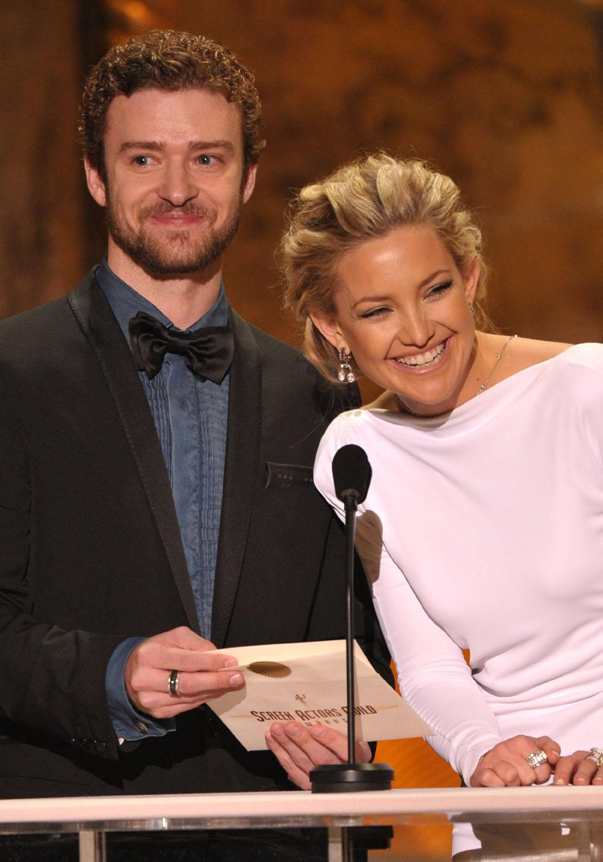 Justin Timberlake, Kate Hudson