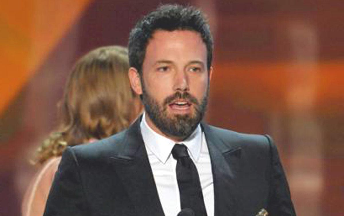 SAG Awards Ben Affleck Argo