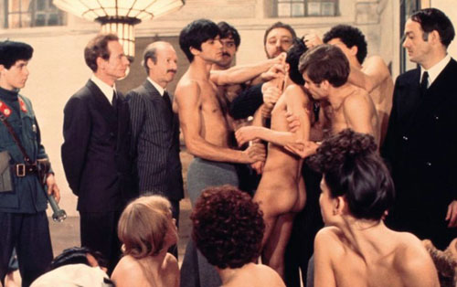 Salo, or 120 Days of Sodom by Pier Paolo Pasolini