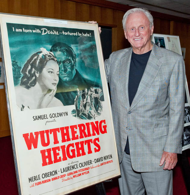 Samuel Goldwyn Jr Wuthering Heights poster