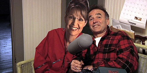 Sarah Palin movie You Betcha Nick Broomfield