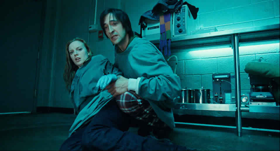 Sarah Polley, Adrien Brody, Splice
