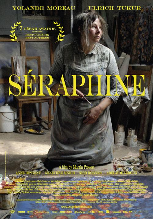 Yolande Moreau in Seraphine: Martin Provost biopic of Séraphine de Senlis