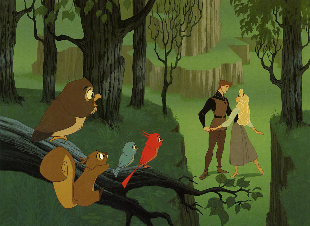 Sleeping Beauty Walt Disney