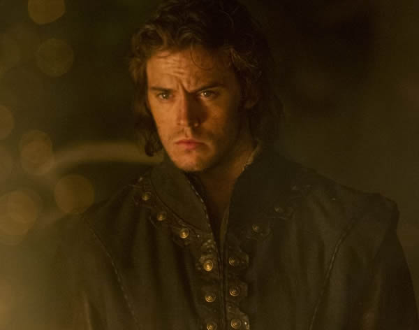 Snow White and the Huntsman Prince Charming Sam Claflin
