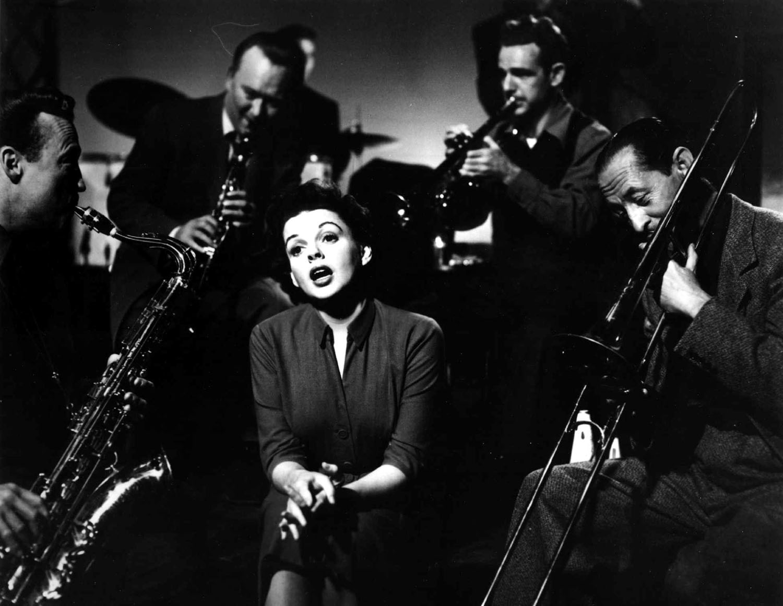 A Star Is Born Judy Garland
