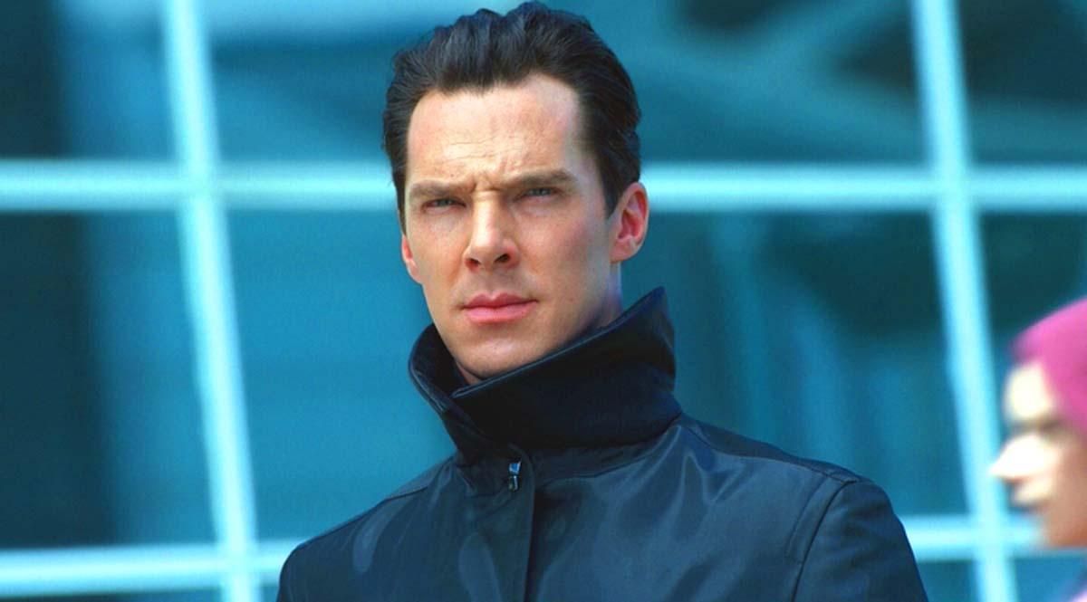 Star Trek: Into Darkness Benedict Cumberbatch