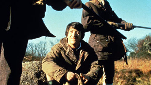 Dustin Hoffman Straw Dogs
