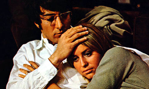 Straw Dogs Dustin Hoffman Susan George